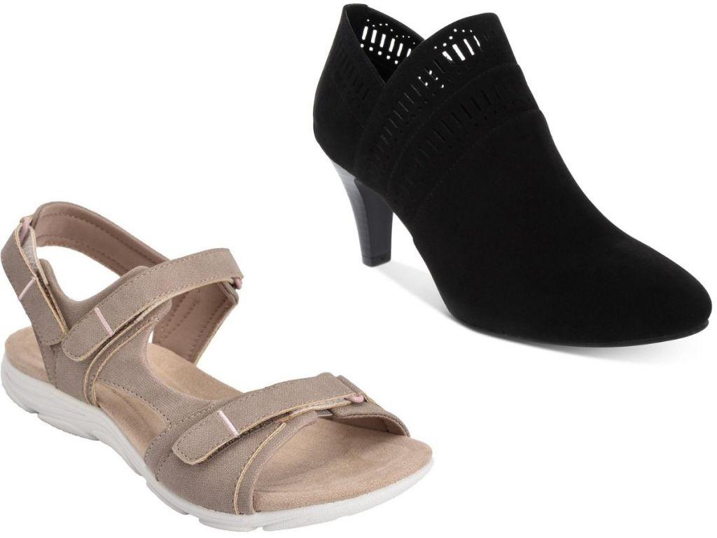 Macy's Easy Spirit Sandals and Women's Booties