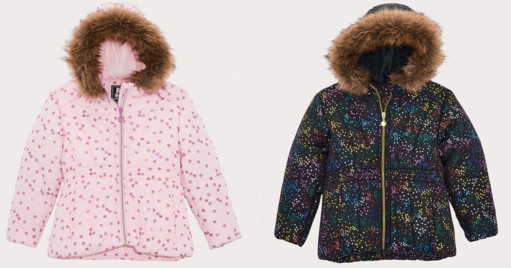 2 kids Rothschild puffer jackets