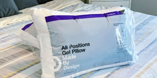 $20 Off $50+ Bedding, Bath & Curtain Purchase at Target | Save on Heated Blankets, Pillows & More