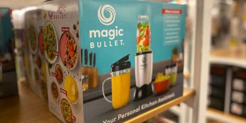 Magic Bullet Blender 11-Piece Set Only $25.49 at Kohl's (Regularly $60)