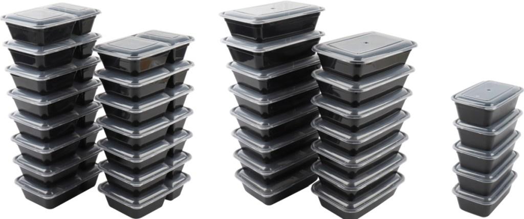 Mainstays 70-Piece Meal Prep Set