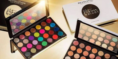 Makeup Revolution Eyeshadow Palettes Just $11.50 on Ulta.com (Regularly $25)