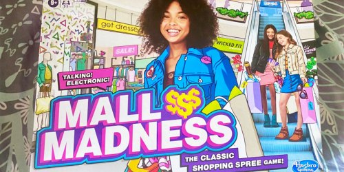 Mall Madness Board Game Only $15 on Amazon (Regularly $25)
