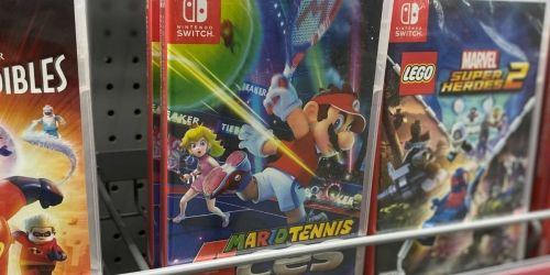 Mario Tennis Aces Nintendo Switch Game Only $37.99 Shipped on BestBuy.com (Regularly $60)