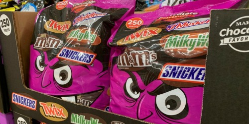 Mars Chocolate Candy 5-Pound Bag Only $9.77 on Amazon