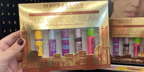 Maybelline 5-Piece Mascara Gift Set Only $5.49 on Walgreens.com (Regularly $15)
