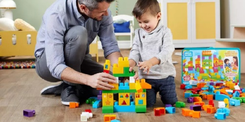 Mega Bloks 150-Piece Construction Set Only $10.99 on Target.com | Great Reviews