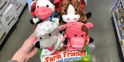 Melissa & Doug Toys from $6.99 on Amazon