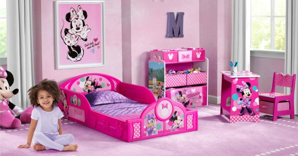Delta 10-Piece Toddler Bedroom Sets Just $10 Shipped on Walmart.com