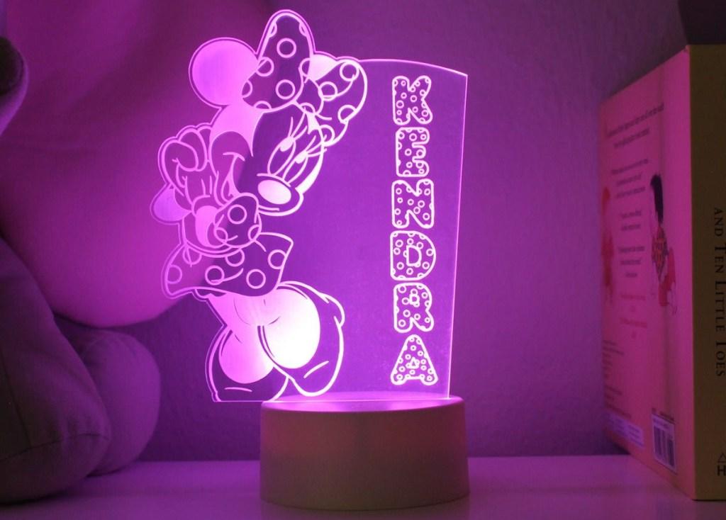 Minnie Mouse Light