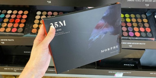 *HOT* Morphe Eyeshadow Palettes Only $11.50 on ULTA.com (Regularly $25)