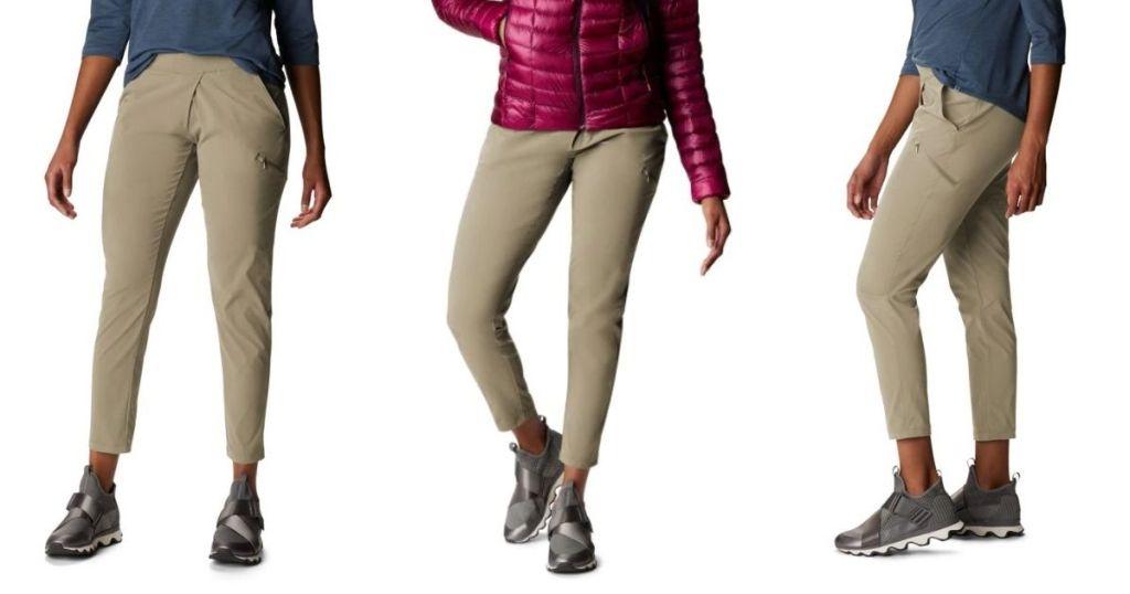 Mountain Hardwear Dynama Pants x3