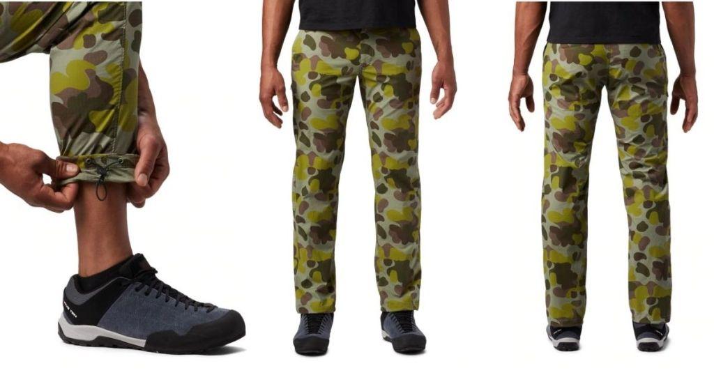 Mountain Hardwear J Tree Pants x3