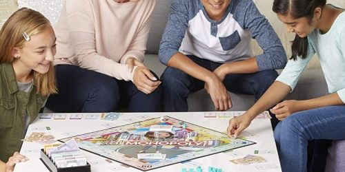 Ms. Monopoly Board Game Only $9.49 on Amazon (Regularly $20) | Up to 50% Off Hasbro Games