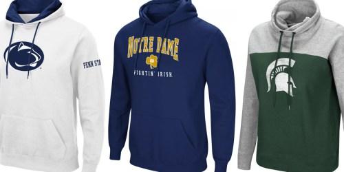 NCAA Team Fleece Hoodies for the Family Only $19.99 on Kohls.com (Regularly $40+)