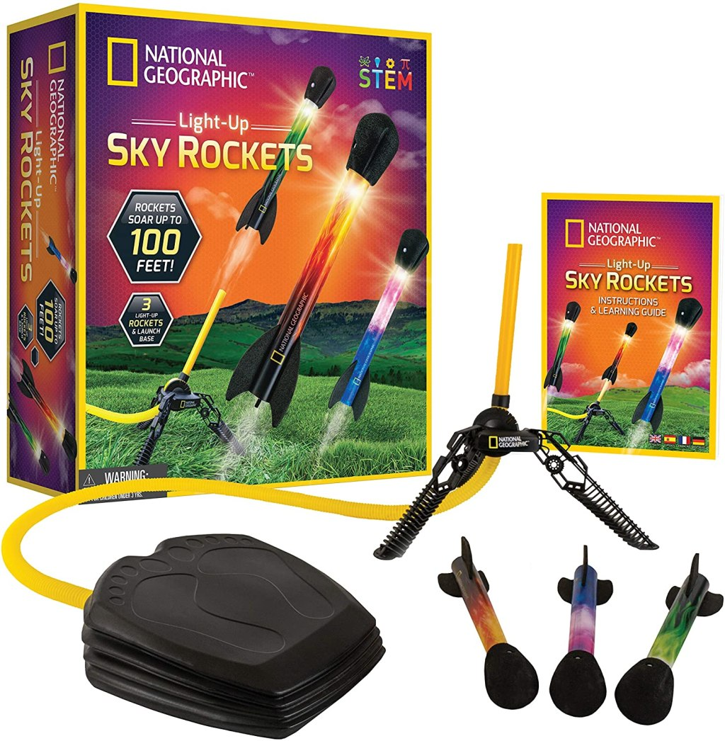 National Graphic Rockets
