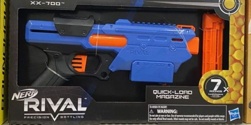 Nerf Rival Charger Only $26.59 Shipped on Amazon | Cyber Monday Deal