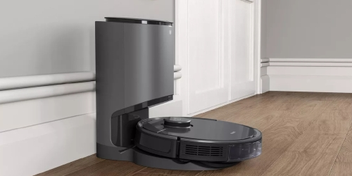 Save $250 Off This Ecovacs DEEBOT T8 Robotic Vacuum on BestBuy.com | Vacuums, Mops & Empties Itself