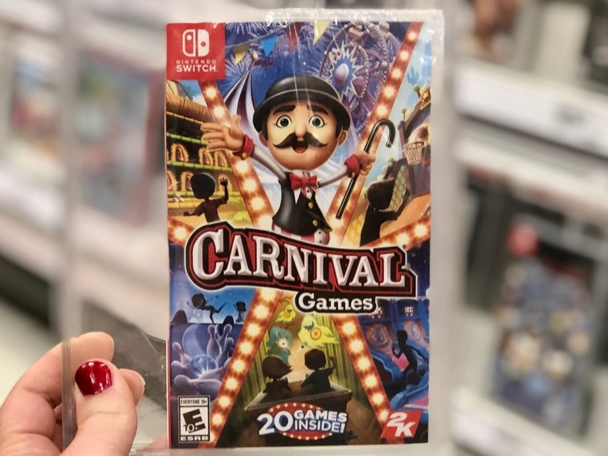Nintendo Switch Carnival Game