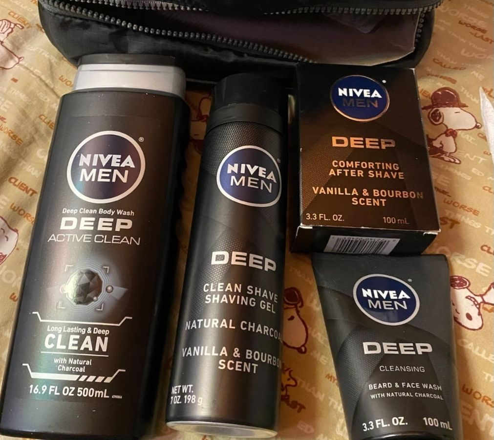 Nivea Mens 4-Piece Gift Set