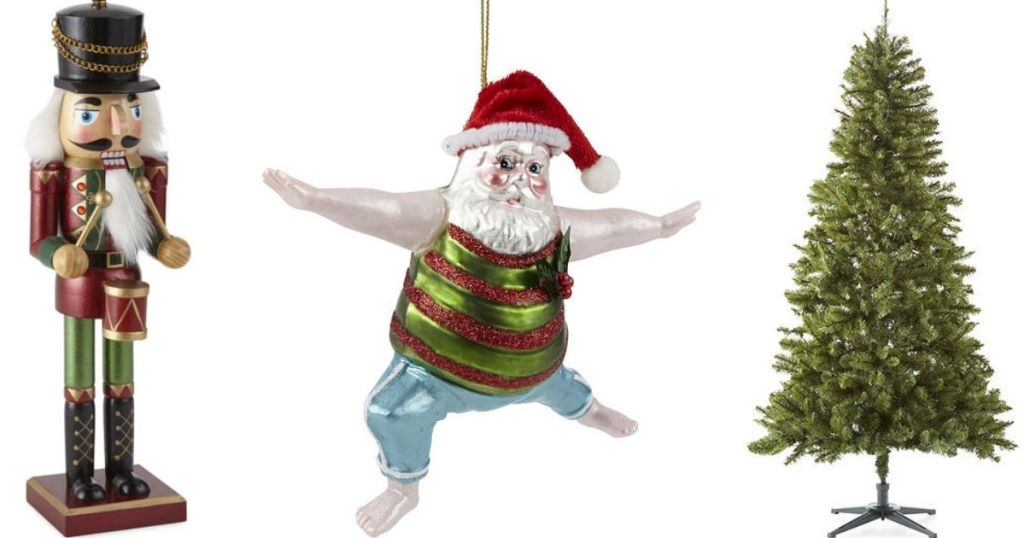 Nutcracker, Ornament and Tree