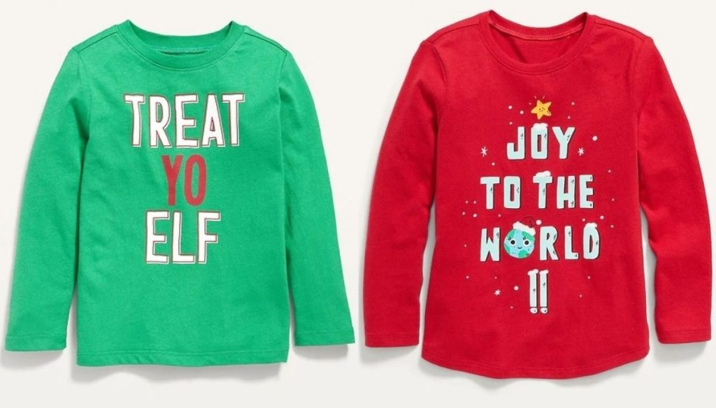 Old Navy Baby Toddler Tees