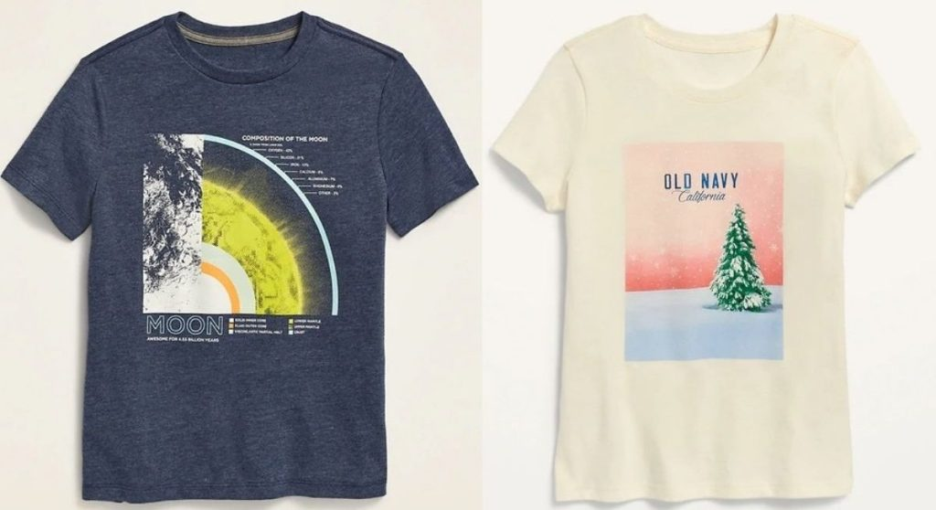 Old Navy Kids Graphic Tees