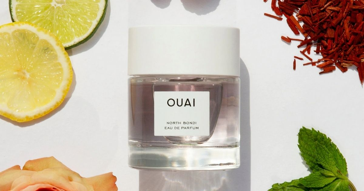 Ouai North Bondi Eau de Parfum and ingredients