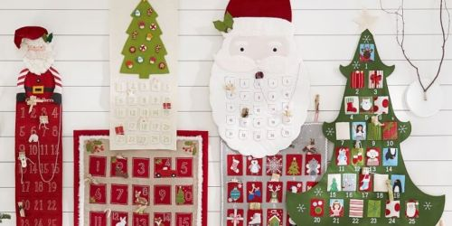 Up to $40 Off Pottery Barn Kids Advent Calendars + Free Shipping