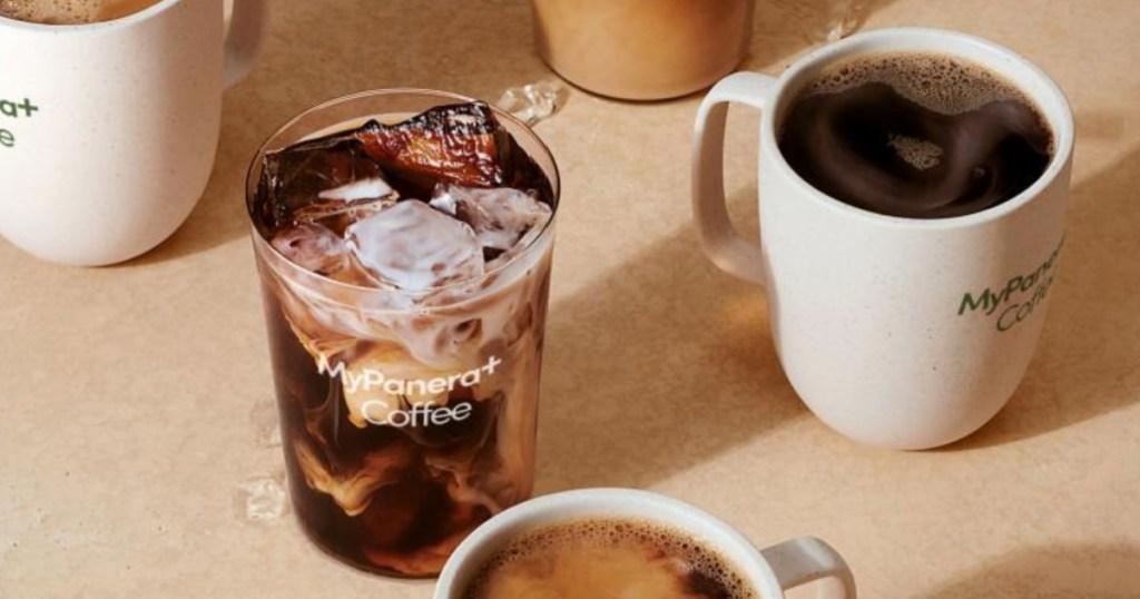 mypanera + cangkir kopi