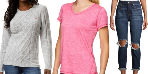 Women's Clearance Apparel from $3.75 on Walmart.com | Includes Plus Sizes