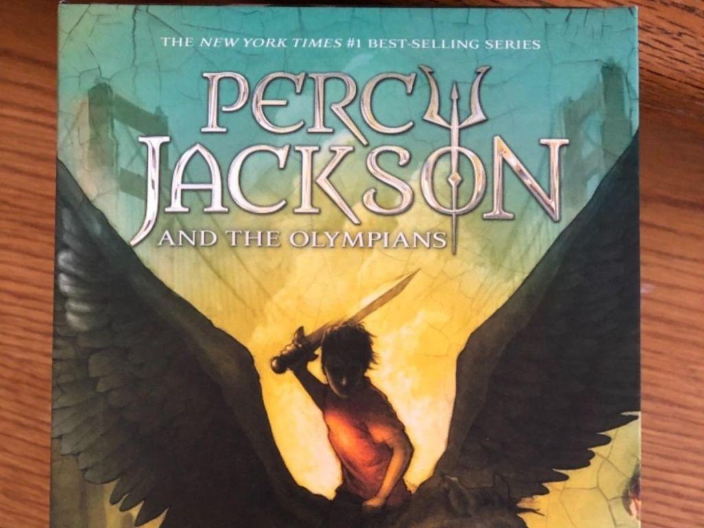 Percy jackson dan para olympians