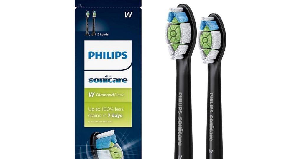 Philips Sonicare DiamondClean replacement head 2-pk