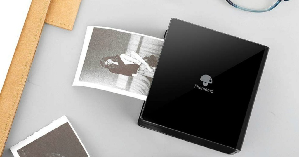 mini printer and photo