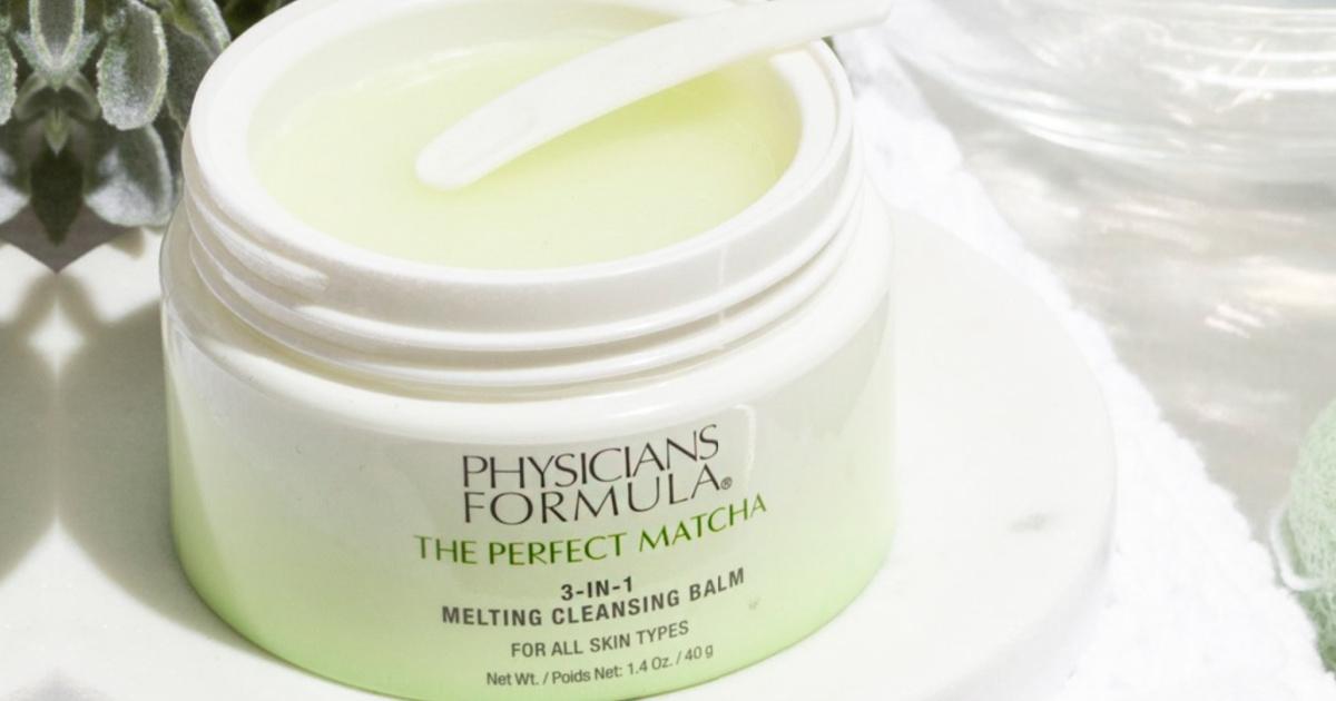 Physicians Formula Match Cleanser