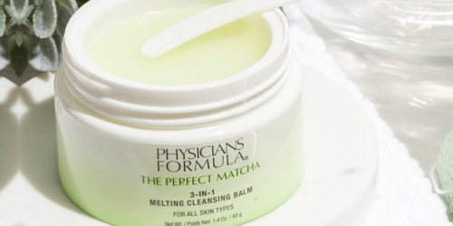 Physicians Formula Matcha Cleansing Balm Only $5.58 Shipped on Amazon (Regularly $15)