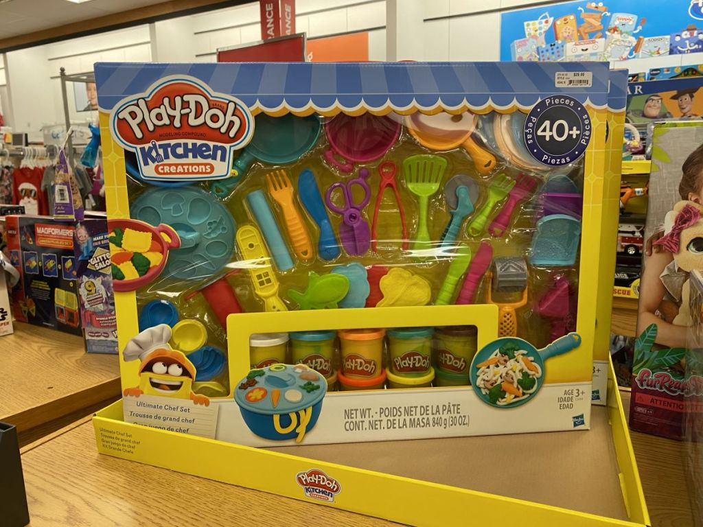 Play-Doh Kitchen Creations set at Kohl's