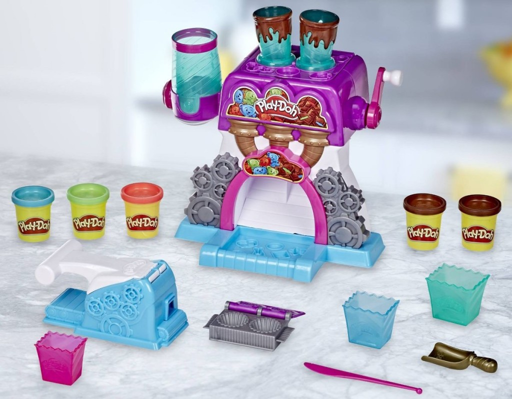 Play-Doh Kitchen set and accessories