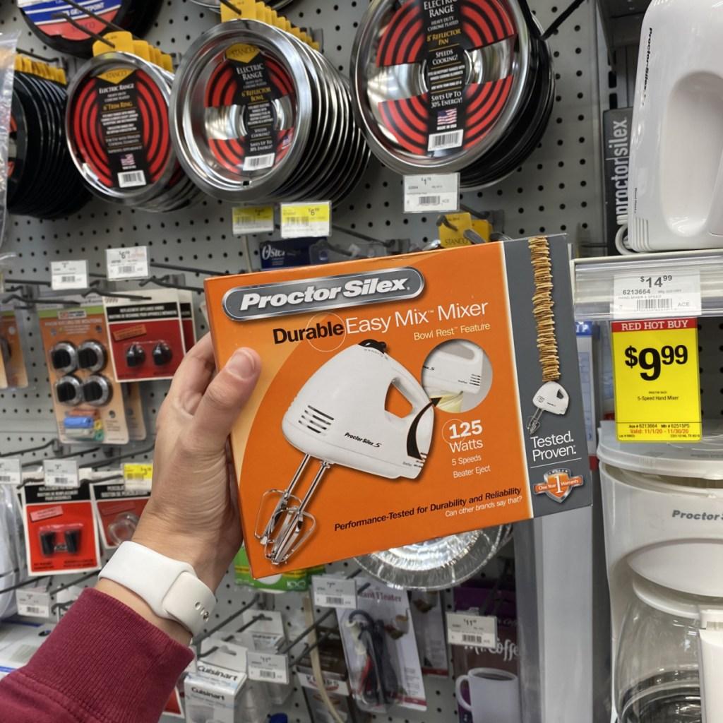 Procter Silex Appliances