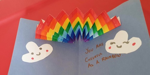 This Reader Found a Creative Way to Deliver Cheer to Hospitalized Children