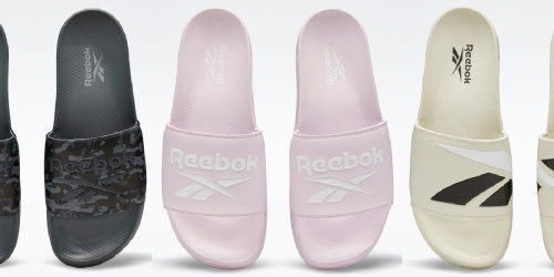 Reebok Classic Slides from $7.99 Shipped (Regularly $25+)