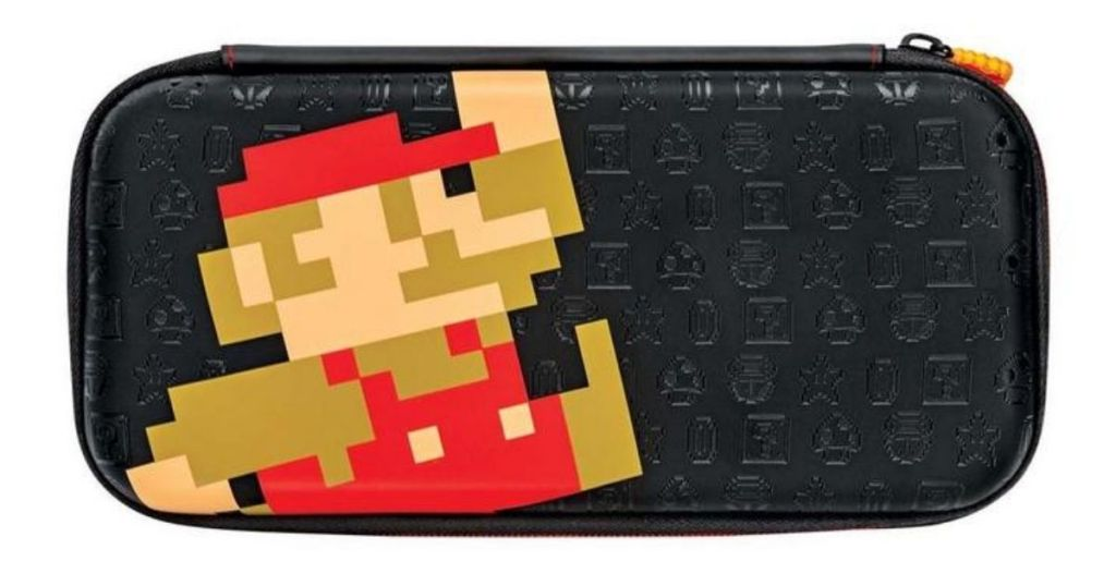 Retro Mario Slim Case for Nintendo Switch