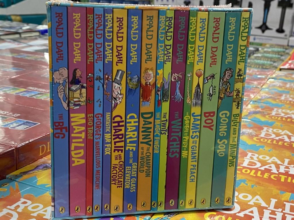 Roald Dahl Collection 16 Book Box Set