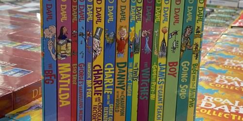 Popular Kids Book Sets from $18.99 Each Shipped on Costco.com | Goosebumps, Roald Dahl & More