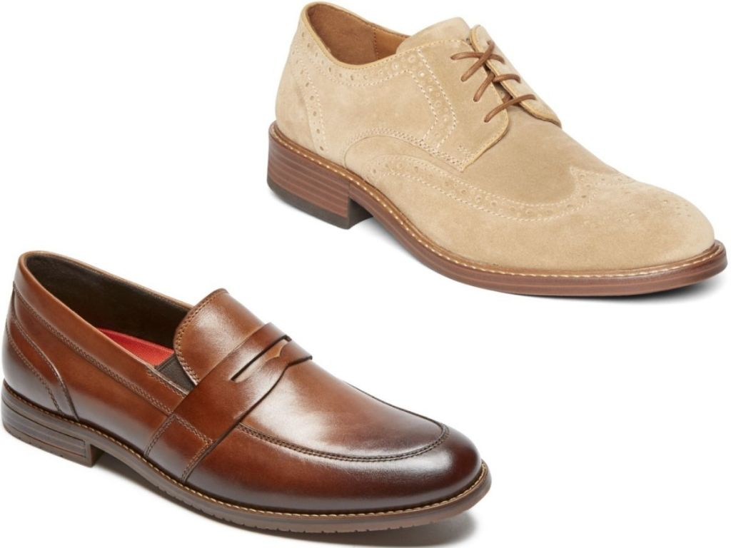 Two Rockport Men's Shoes