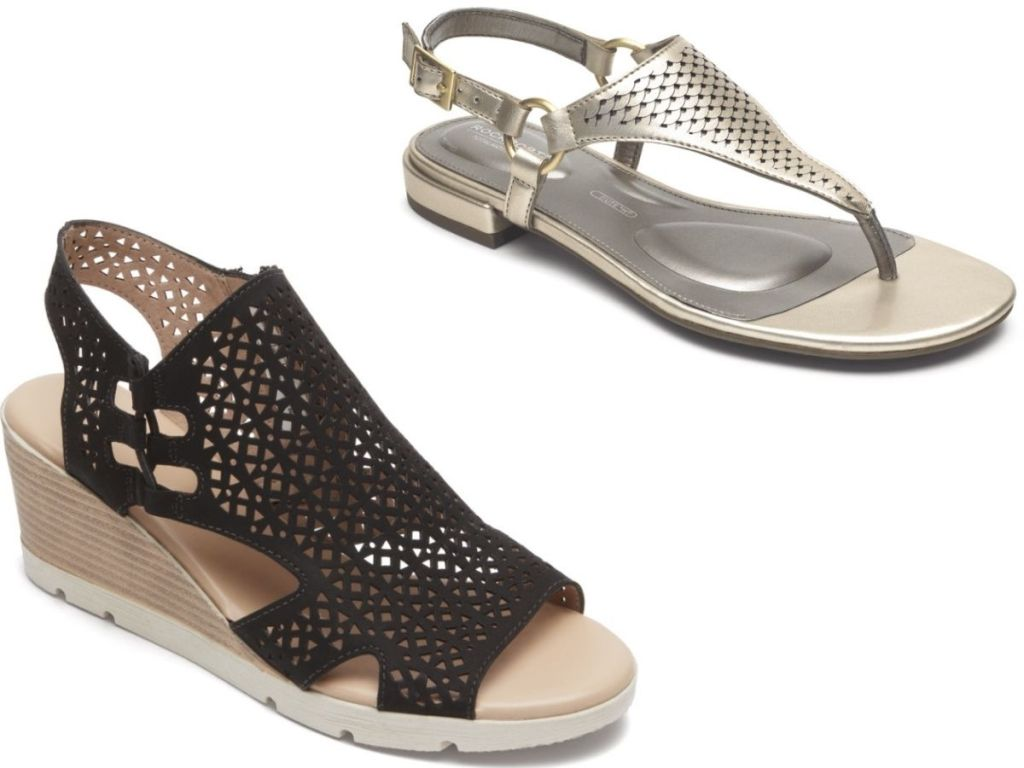Two Rockport Womens Shoes