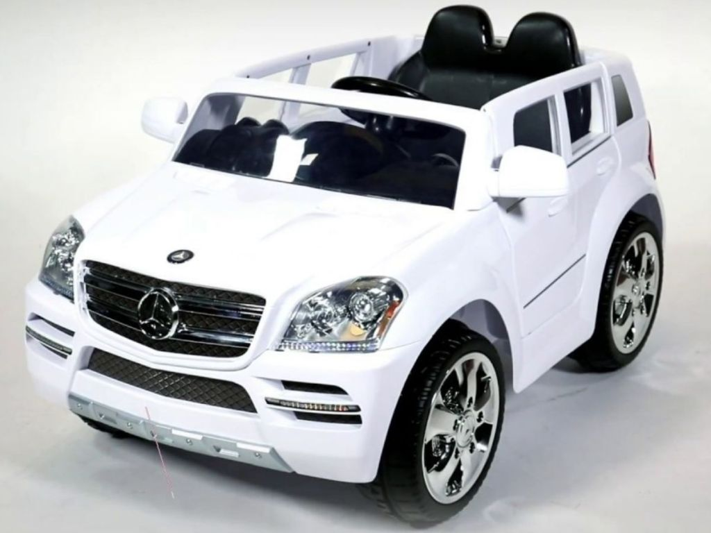 Rollplay Mercedes Benz Jeep