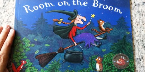 Room on the Broom Book Only 98¢ on Amazon (Regularly $8) | Readers Love This Book