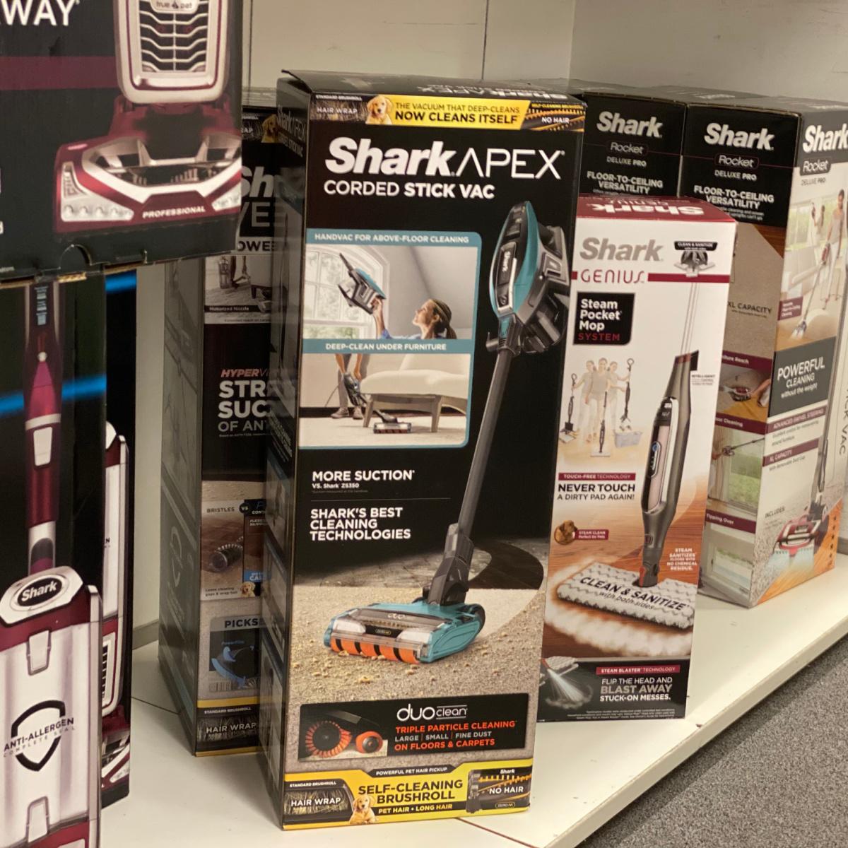 Shark Apex Vacuum