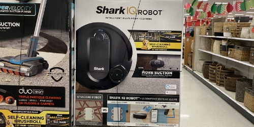 Shark IQ Home Mapping Robot Vacuum Only $199 Shipped on Walmart.com (Regularly $450)